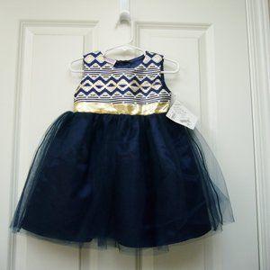 Blueberi Boulevard Toddler Girls Dress Tulle Skirt